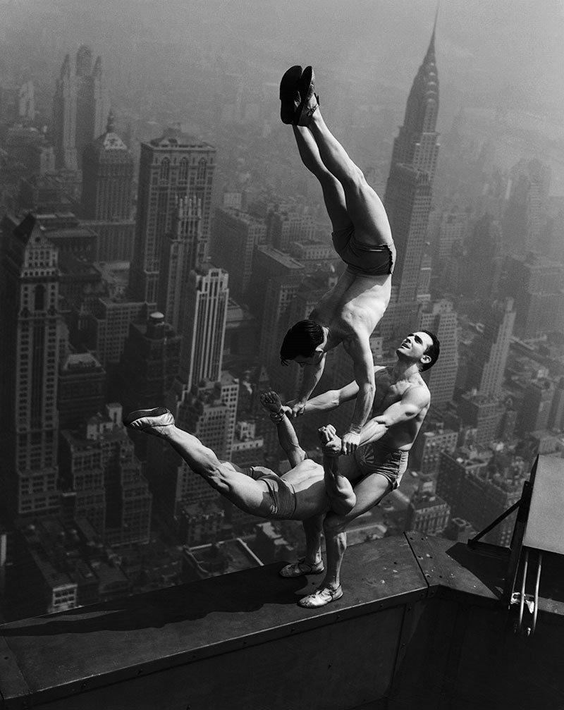 10. Acrobats