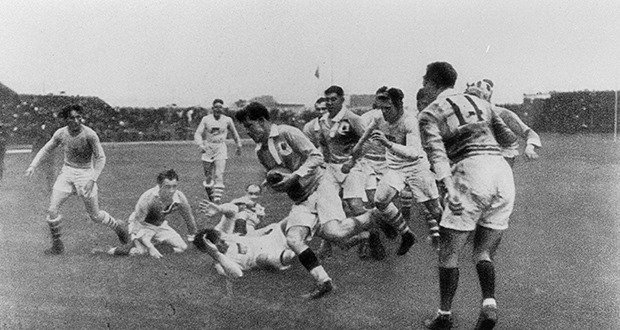 Rugby 1924 USA