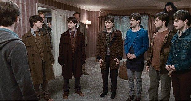 Seven Harrys