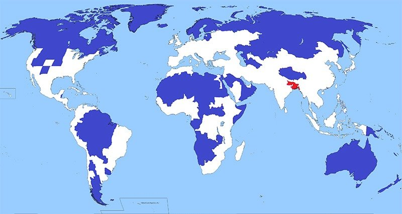 01. 5% of the entire world's population