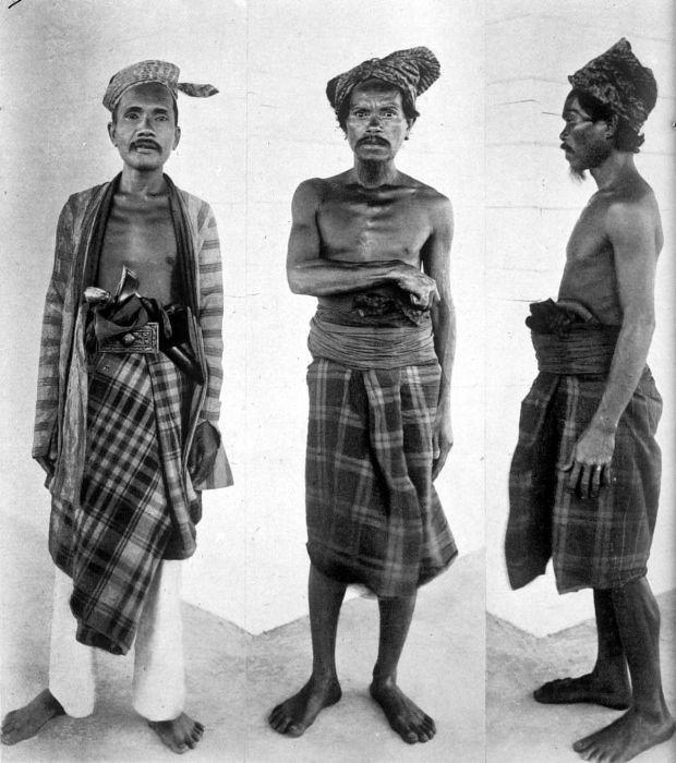 05.  Indonesians