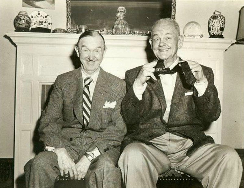 09. Laurel and Hardy