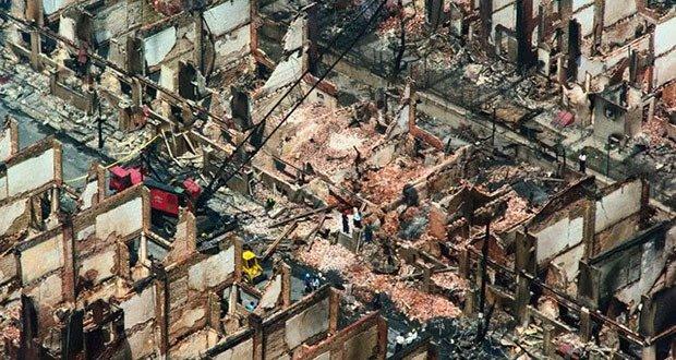 1985 Philadelphia Bombing