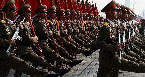 DPRK Ground Troops