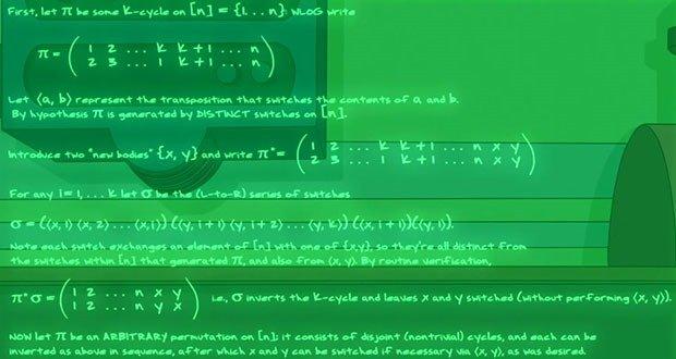 Futurama Theorem