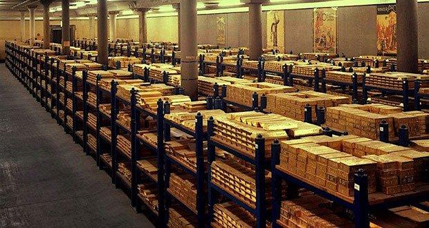 London Gold Vaults