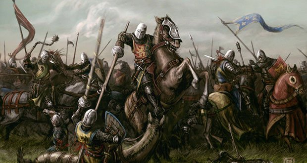 askus how did medieval armies tell which side a soldier was on how