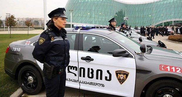 Republic of Georgia Police
