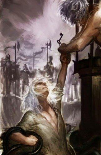Ser Aemon Targaryen, the Dragonknight