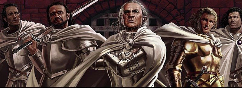 Unsung Heroes of A Song of Ice and Fire: The Kingsguard | KickassFacts.com