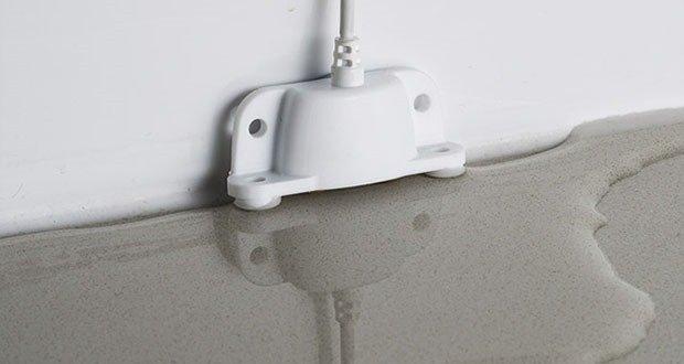 Water-sensing alarm