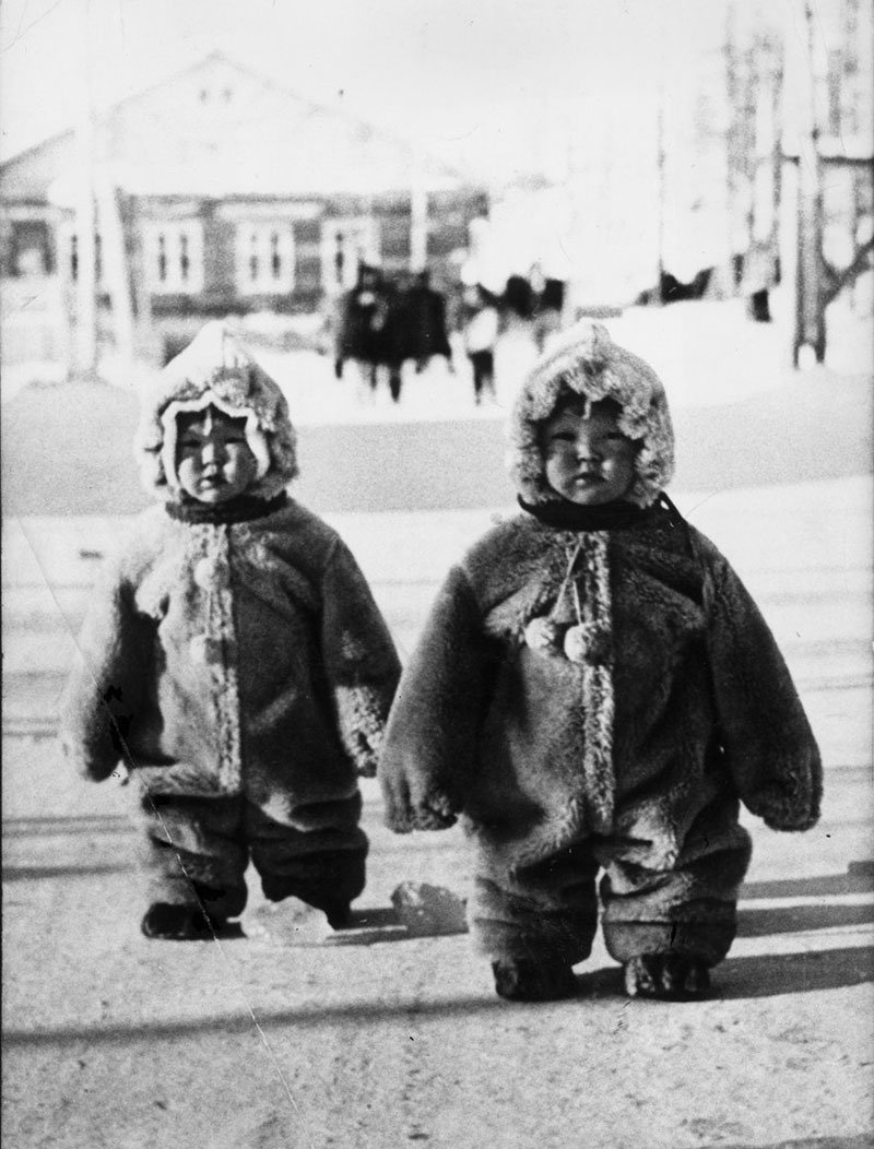 01. Twins Toddlers