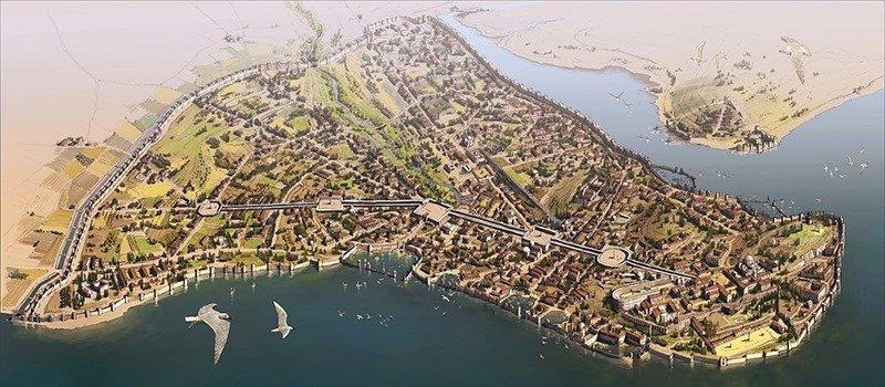 03. Byzantine Constantinople Small