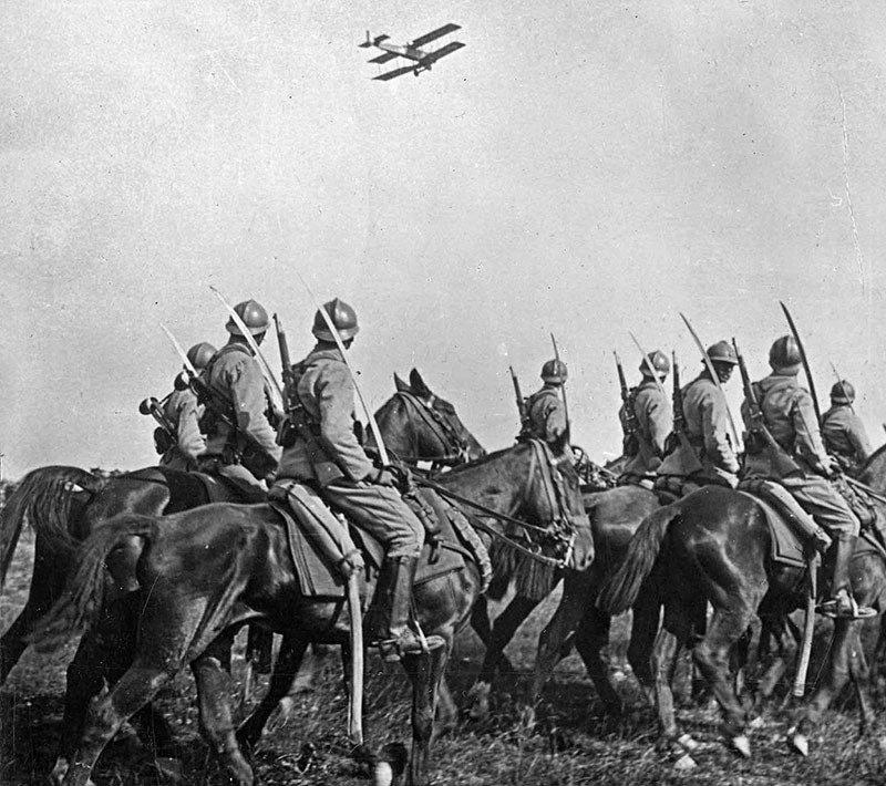 03. Cavalry