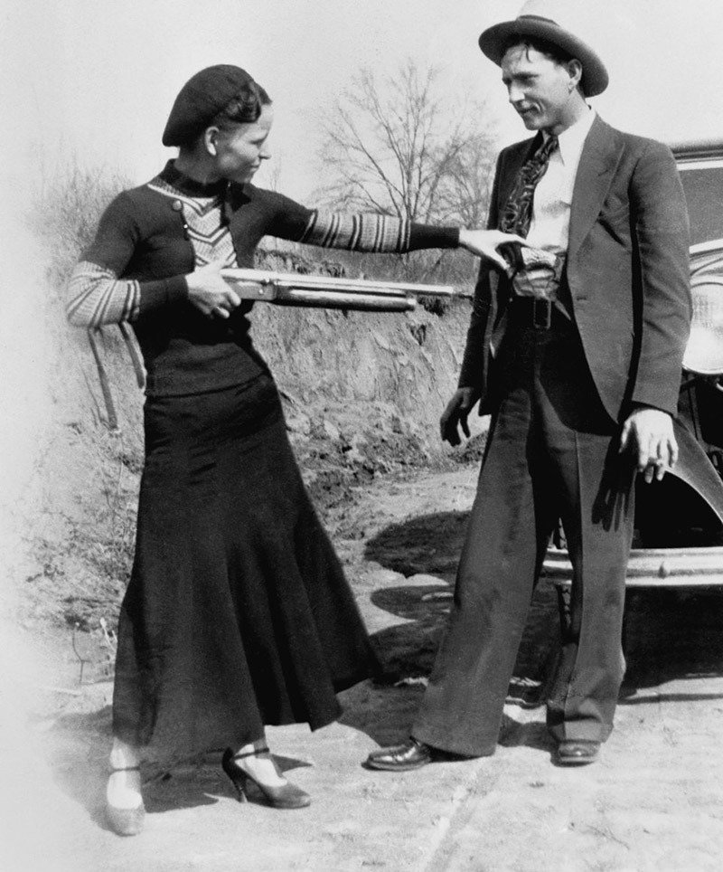 07. Bonnie and Clyde