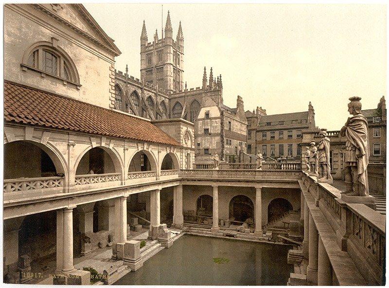 09. Roman Baths
