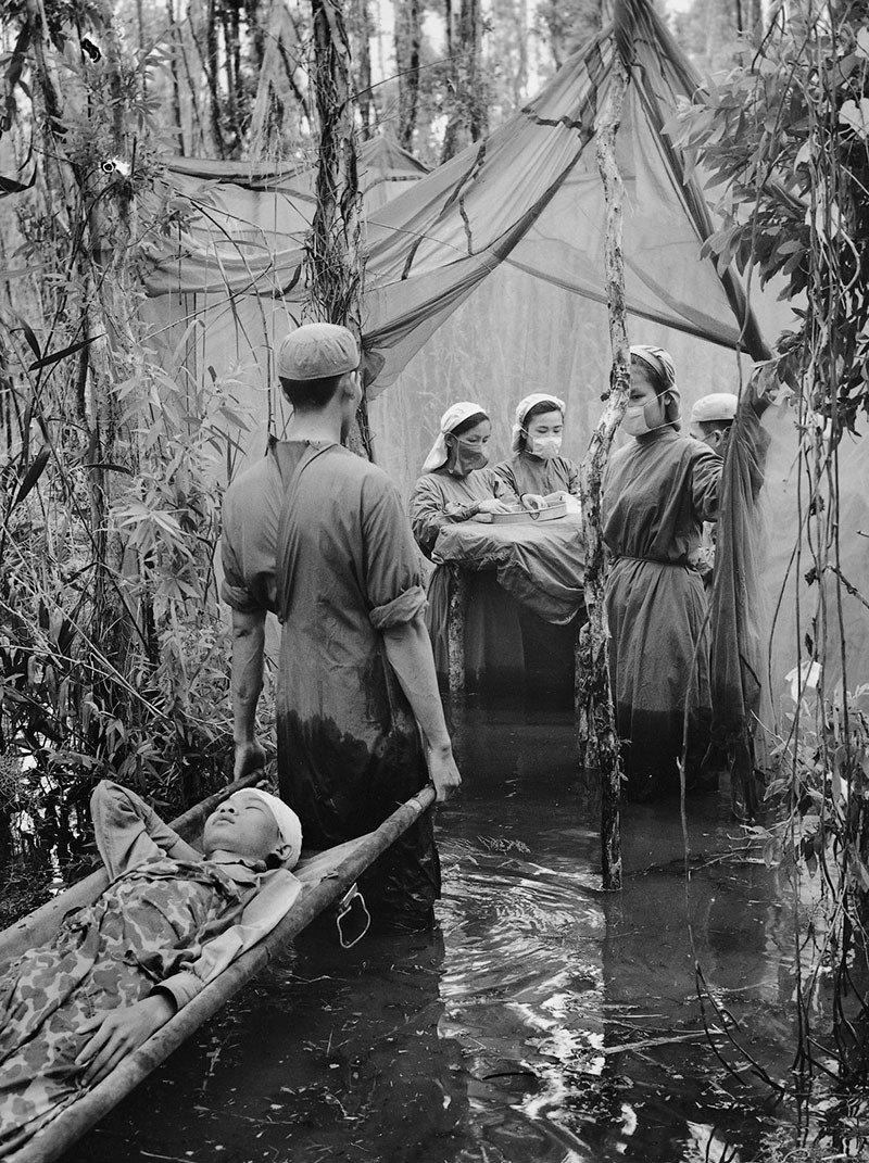 25. Swamp hospital