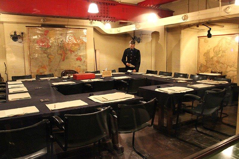 Churchill War Rooms 2
