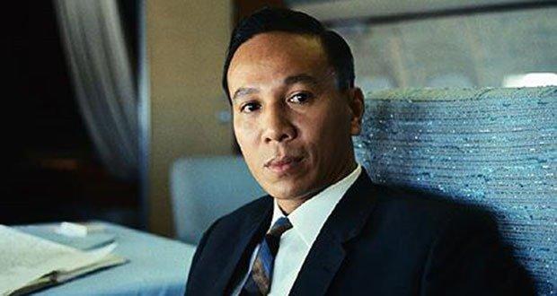 President Nguyen Van Thieu, Vietnam War