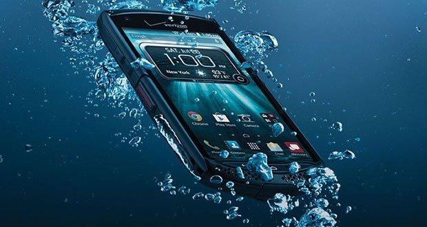 Waterproof Phones
