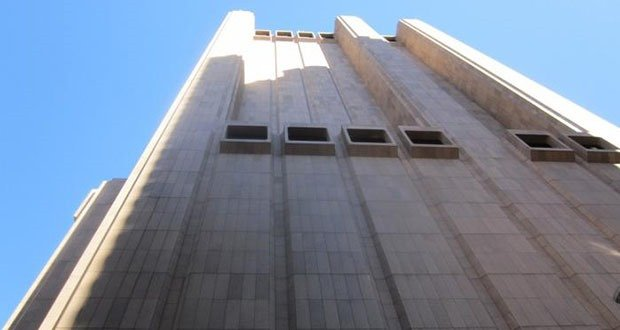 Windowless Skyscrapper