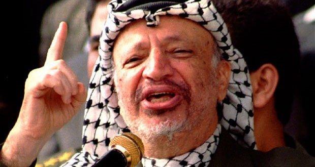 Yasir Arafat, Israel-Palestinian Conflict