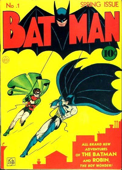 Batman issue #1