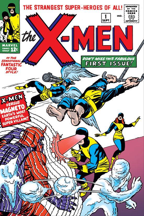 X-Men issue #1