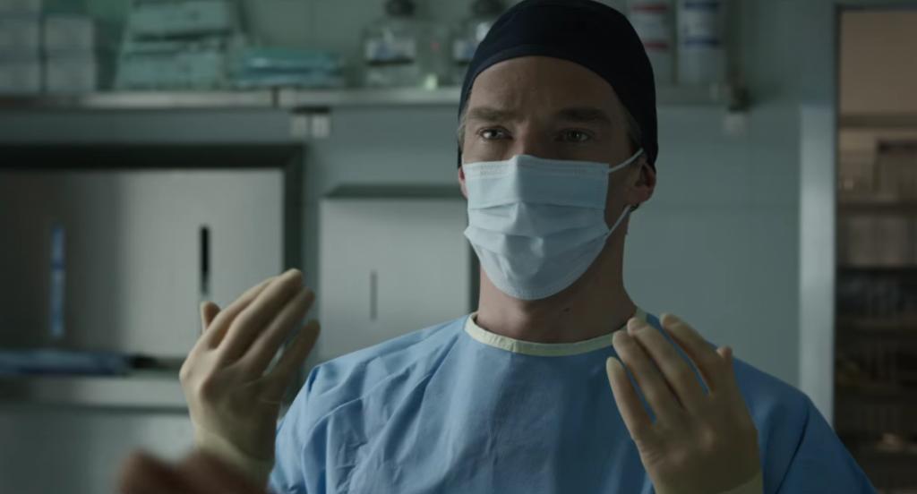 dr strange as neurosurgeon