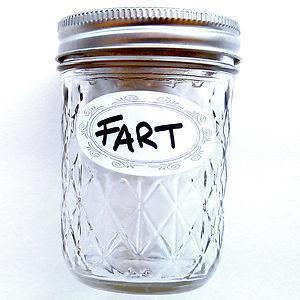 fart in a bottle
