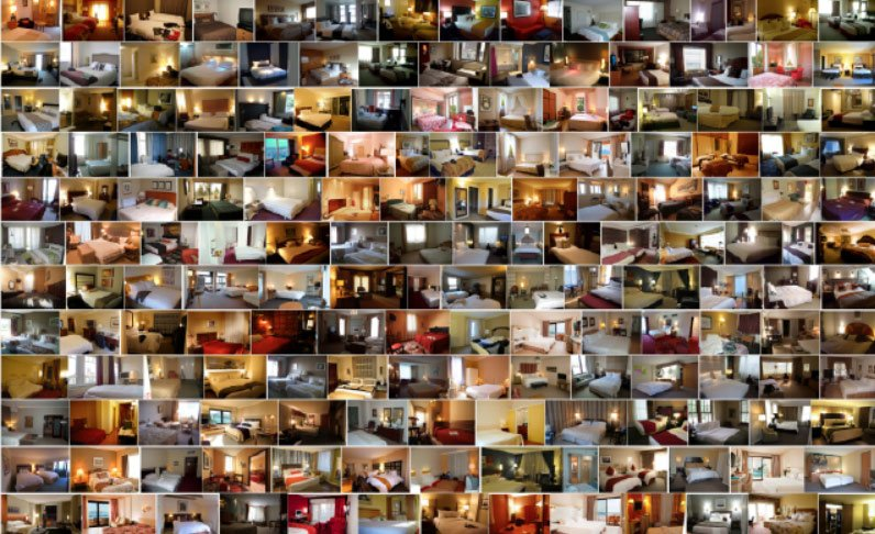 hotel-room-collage