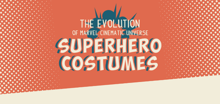 The Evolution of Super Hero Costumes in Marvel Cinematic Universe