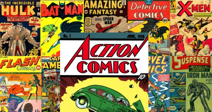 Top 10 Most Expensive Comic Books Ever Sold Kickassfacts Com