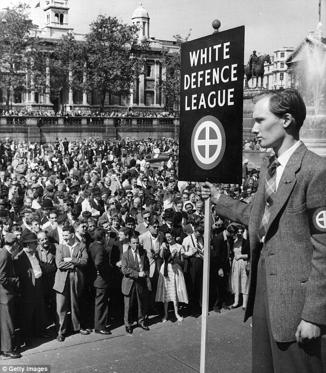 White defence league