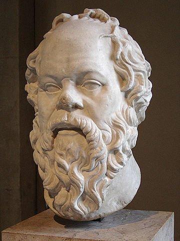 Socrates/ Credit: Sting