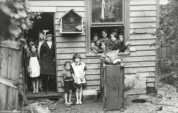 The Great Depression Pictures And Facts