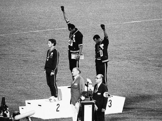 white australian olympic medal