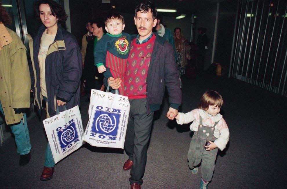 Bosnian-Muslim-Refugees