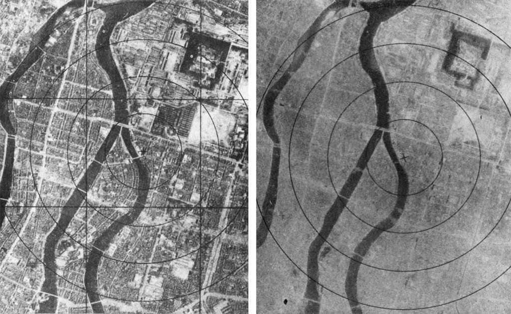 Hiroshima-before-and-after-the-atomic-bombing