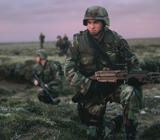 Iceland's Armed force
