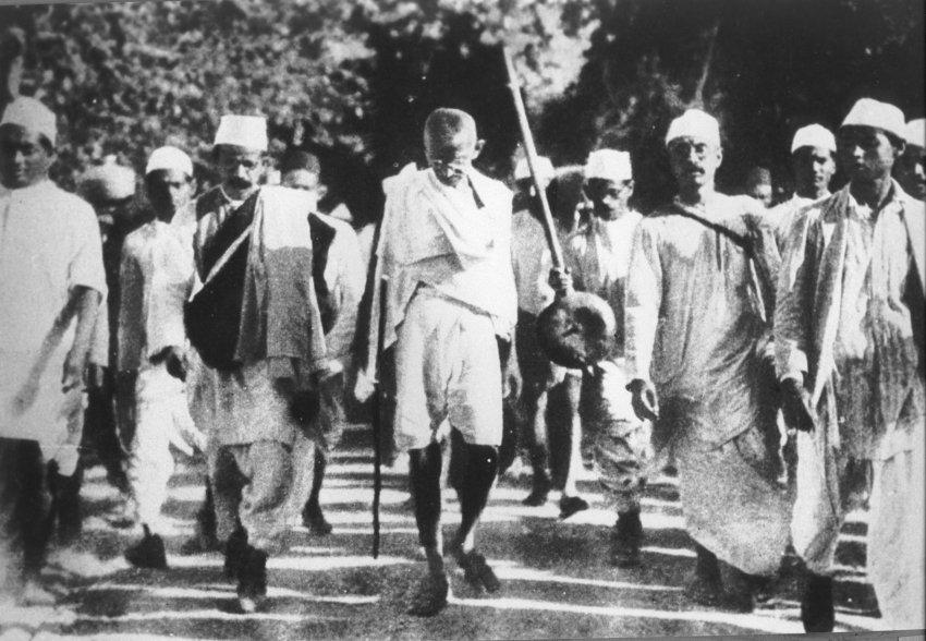 gandhi-salt-march