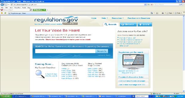 regulations-gov