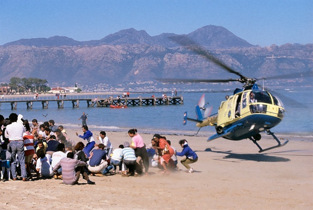 south-african-police-using-helicopter