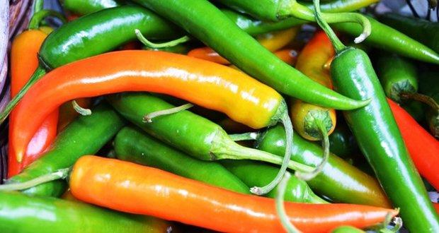 hot pepper