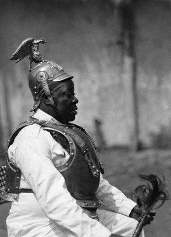 cameroonese tribal chief