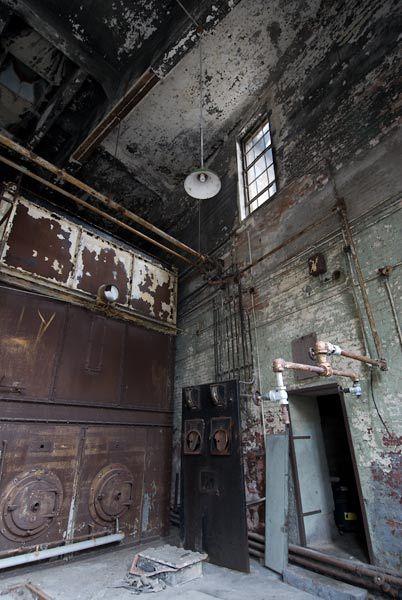 decayed alcatraz prison