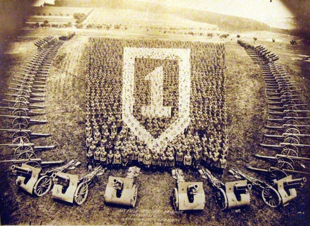 first field artillery brigade