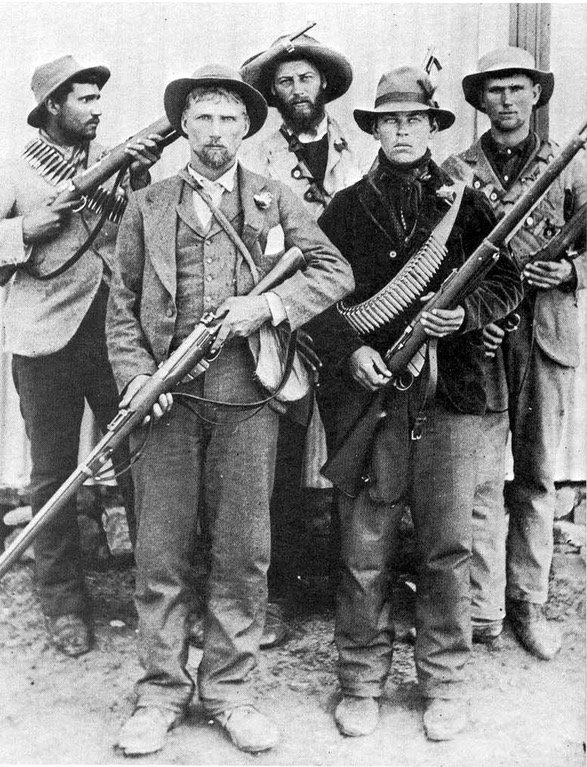 group of afrikaner