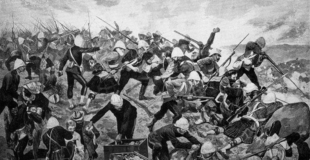 the first boer war