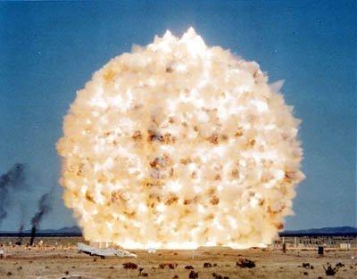 the colossal fireball